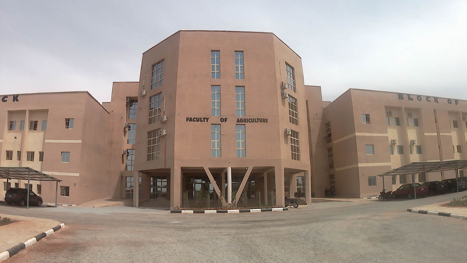 Faculty of Agriculture - Usmanu Danfodiyo University Sokoto